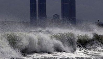 کیٹیگری فور کی شدت کا طوفان امریکی ریاست لوزیانا سے ٹکرا گیا