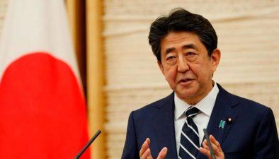جاپان کے وزیراعظم شنزو ابے نے استعفیٰ دیدیا