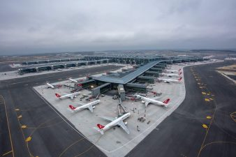 ترکی کے استبول ہوائی اڈے پرچینی دوستانہ ہوائی اڈہ منصوبہ