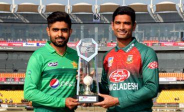 پاکستان اور بنگلا دیش کے درمیان ملتوی ٹیسٹ 2021 میں کھیلا جائیگا