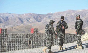 افغانستان سے پاک فوج کی چوکی پر فائرنگ سے سپاہی شہید