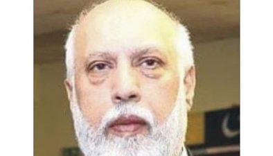 بھارتی دہشتگردی کشمیریوں کا راستہ روک نہیں سکتی' چوہدری بشیر