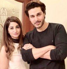 احسن خان اور فاطمہ احسن نے مشترکہ کاروبار شروع کر دیا