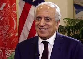 سیاسی حل تک طالبان جنگ نہیں روکیں گے زلمے خلیل زاد