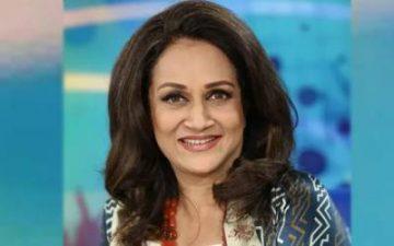 ضیا محی الدین ہمارے اصل لیجنڈ ہیں : بشری انصاری