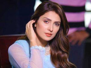 مداحوں کی محبت میرے لیے بہت معنی رکھتی ہے:عائزہ
