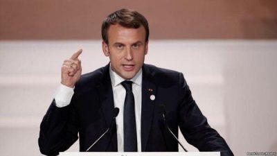 فرانسیسی صدر کے اسلام متعلق متنازعہ بیان پر مسلمانوں میں شدید غم و غصہ