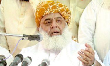 مہنگائی سے تنگ عوام کہہ رہے ہیں پرانے چوروں کو وآپس لائیں: فضل الرحمن