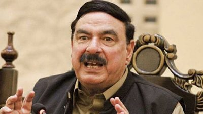 نواز شریف کی سیاست ختم ہوچکی ، بھارت میں بانی ایم کیو ایم کو وہ کوریج نہیں ملی جوقائدن لیگ کو ملی،وفاقی وزیرریلوے