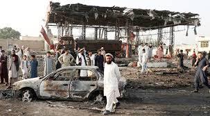 جنوبی افغانستان، خودکش کار بم دھماکے میں 9 افراد ہلاک