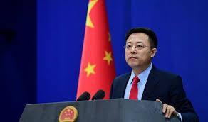 امریکہ دنیا کو واپس جنگل کے دورمیں دھکیل رہا ہے چینی وزارت خارجہ