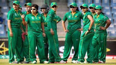 پاکستان ویمن ٹیم کی ایک کرکٹر کا کووڈ 19 ٹیسٹ مثبت آگیا