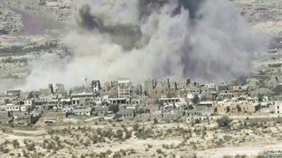 یمن جدید ہ میں توپ خانے کی گولہ باری سے خاتون جان بحق