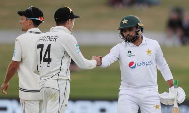 پاکستان کو دوسرے ٹیسٹ میں ذلت آمیز شکست، نیوزی لینڈ کا کلین سوئپ