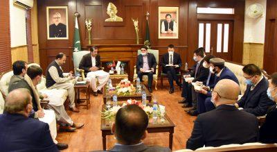 گلگت بلتستان کی خوشحالی کیلئے دو ممالک سے رابطے تیز کردیئے :وزیر اعلیٰ