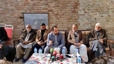 باریاں لینے والی جماعتوں نے گلگت بلتستان کو تشخص سے محروم رکھا :وزیر زراعت