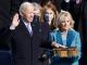 سخت سیکیورٹی حصار میں جوبائیڈن نے امریکا کے 46ویں صدر کا حلف اٹھالیا