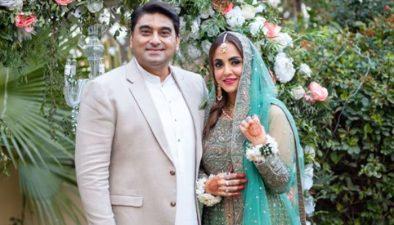 نادیہ خان فیصل را ؤکی تیسری بیوی ہیں،سابقہ اہلیہ کے حیران کن انکشافات