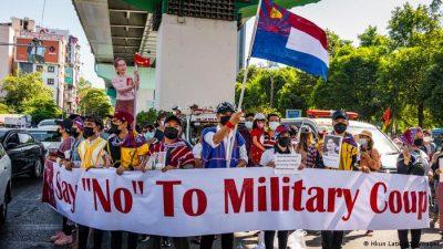فیس بک اور انسٹا گرام نے میانمار کی فوج سے متعلق صفحات اور اکانٹس پر پابندی عائد