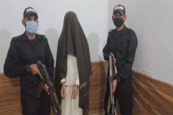سکھر سے قوم پرست کالعدم تنظیم کا دہشت گرد گرفتار