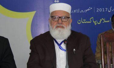 مسجد وزیر خان کی بے حرمتی اور PSL فتتاحی تقریب میں حیا باختگی و لچر پن پر وزیر اعظم قوم سے معافی مانگیں، لیاقت بلوچ