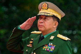 میانمار ، فوج نے اقتدار پر قبضہ کرلیا