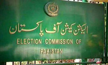 این اے 75ضمنی انتخاب،الیکشن کمیشن نے چیف سیکرٹری پنجاب اور آئی جی پنجاب پولیس کو طلب کر لیا