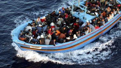 لیبیا کے ساحل سے483غیرقانونی تارکین وطن کوبچالیاگیا،یواین ایجنسی برائے مہاجرین