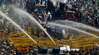 بھارت ،کسان احتجاج سے مودی حکومت پریشان، کاشتکاروں کا نئی پارٹی بنانے کا اعلان