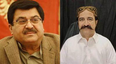 پارٹی نظم و ضبط کی خلاف ورزی، اسلم ابڑو اور شہریار خان کو اظہار وجوہ کے نوٹسز