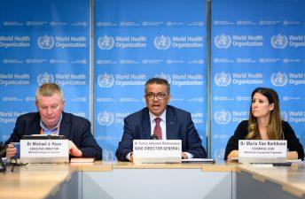 عالمی ادارہ صحت کوویڈ19-ماخذ کی تحقیق کو سیاست سے پاک رکھنے کامطالبہ