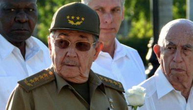 کیوبا کی کمیونسٹ پارٹی کے سربراہ راؤل کاسترو مستعفی