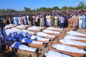 نائجر میں دہشت گردانہ حملہ، 19 افراد ہلاک