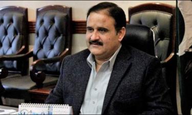 وزیراعلیٰ پنجاب کی آزاد کشمیر الیکشن میں کامیابی پر تحریک انصاف کے امیدواروں کو مبارکباد
