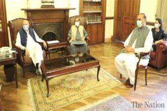 گورنر پنجاب سے جہانگیر ترین گروپ کے ارکان کی ملاقات، تحفظات سے آگاہ کر دیا