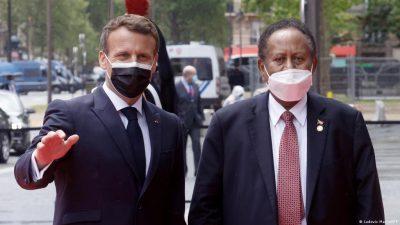 فرانس اور جرمنی کی سوڈان کو قرض کے بوجھ سے نکلنے میں مدد کی پیشکش