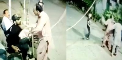 کراچی،بچے کو کھیلنے سے منع کرنے پر بااثر شخص نے سیکیورٹی گارڈ کو زخمی کر دیا