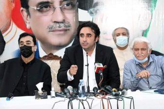 بلاول بھٹو کا آزاد کشمیر الیکشن میں سرکاری وسائل استعمال کرنے کا الزام