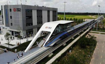 چین نے دنیا کی پہلی 600کلومیٹر فی گھنٹہ رفتار سے چلنے والی ٹرین تیار کرلی