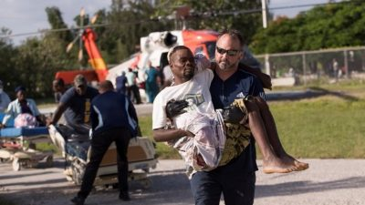 ہیٹی، زلزلے میں ہلاکتوں کی تعداد بڑھ کر 2ہزار207ہوگئی