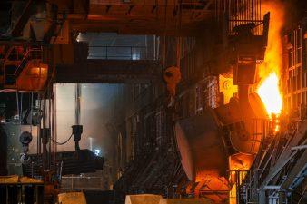 چین کی خام سٹیل کی روزانہ پیداوار میں اگست کے اوائل میں 4.4 فیصد کمی