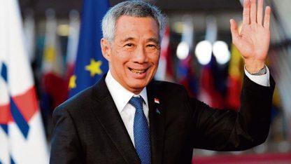 چین اور امریکہ کا تصادم سے بچنا دنیا کے لئے ضروری ہے: وزیراعظم سنگاپور