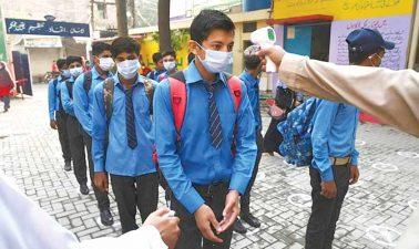 سندھ کے علاوہ ملک بھر کے تعلیمی ادارے بند نہ کرنے کا فیصلہ