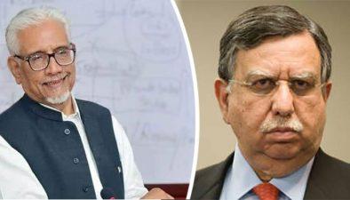 وزیر خزانہ شوکت ترین سے اختلافات، معاونِ خصوصی برائے خزانہ مستعفی