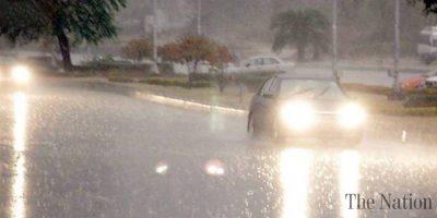 راولپنڈی میں 100 ملی میٹر سے زائد بارش ریکارڈ، پانی گھروں میں داخل، لوگ پریشان