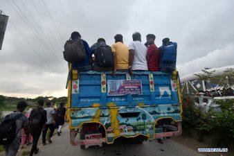 بنگلہ دیش ، برآمدات پر مبنی کارخا نے نوول کرونا وائرس لاک ڈان کے دوران دوبارہ کھل گئے