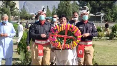 غذرمیں بھی یوم آزادی پاکستان دھودھام سے منایاگیا