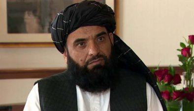 افغانستان کی تعمیر نو میں امریکا کے ممکنہ کردار کا خیر مقدم کرینگے: طالبان ترجمان