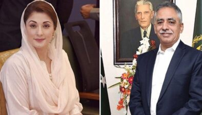 سابق گورنر سندھ کی مبینہ ویڈیو کا معاملہ، مریم نواز کا بیان بھی سامنے آ گیا