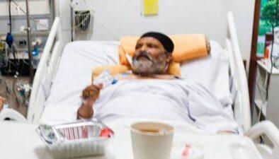 عمر شریف کیلئے ائیر ایمبولینس کب تک پہنچے گی؟